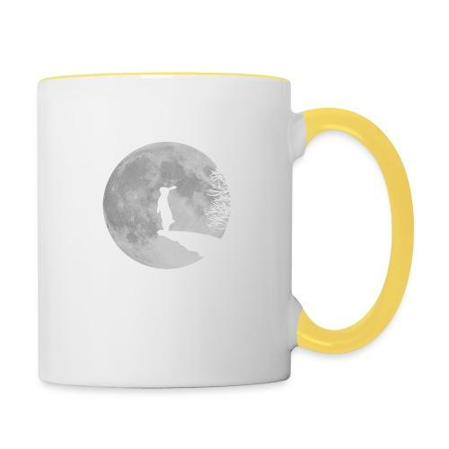 rabbit_wolf-png - Contrasting Mug