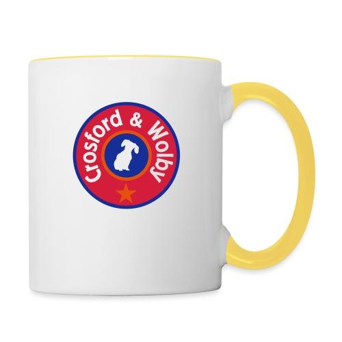 Crosford & Wolby - Contrasting Mug