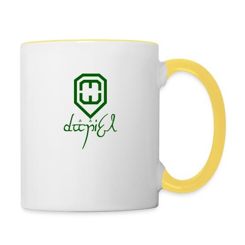 Cup logo Dan - Contrasting Mug