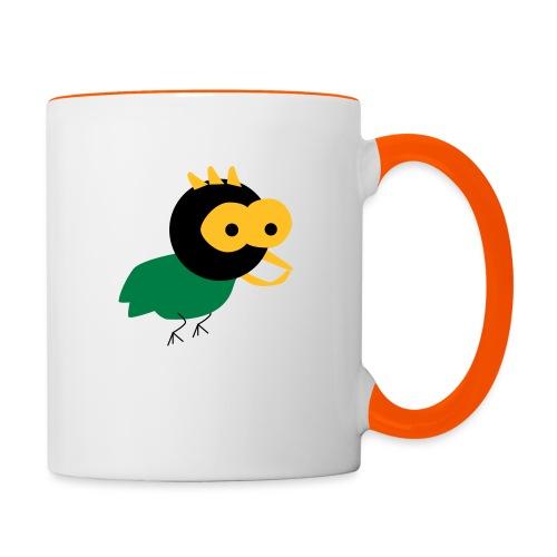lintu-eps - Kaksivärinen muki