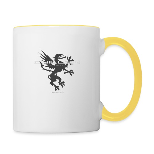 Chillen-1-dark - Contrasting Mug