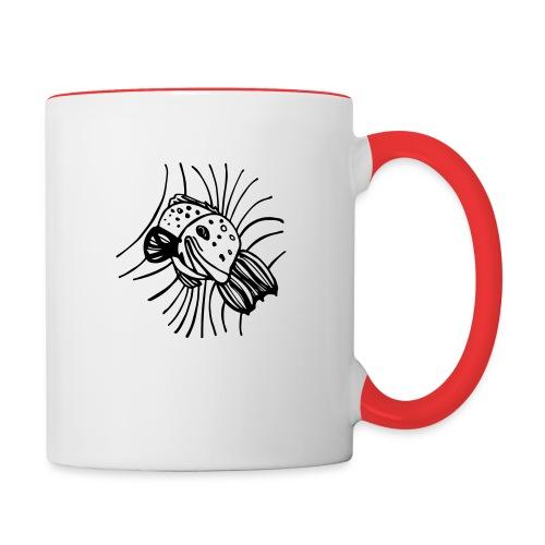 pesce1 - Tazze bicolor