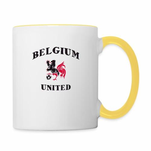 Belgium Unit - Contrasting Mug