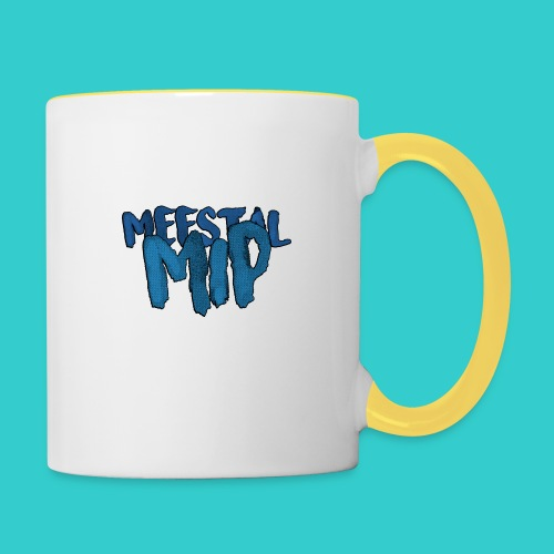 MeestalMip Sweater - Kids & Babies - Mok tweekleurig