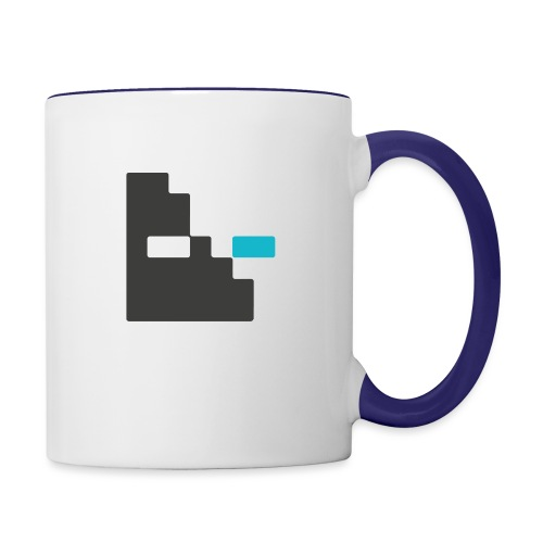 Mortu Logo - Mok tweekleurig