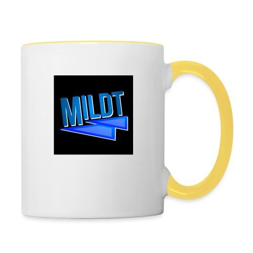 MILDT Muismat - Mok tweekleurig
