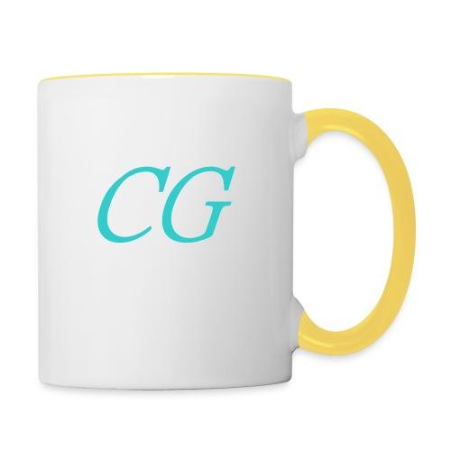 CG - Mug contrasté