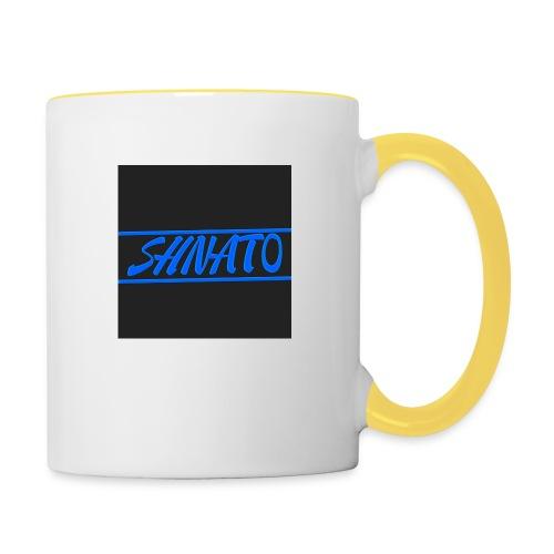 My logo - Contrasting Mug