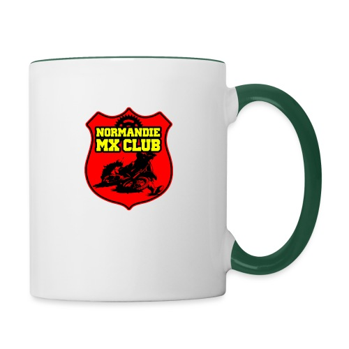 Casquette Normandie MX Club - Mug contrasté