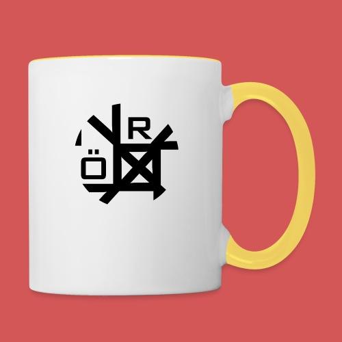 Nörthstat Group™ TecH | iCon - WHT.Knapsack - Contrasting Mug