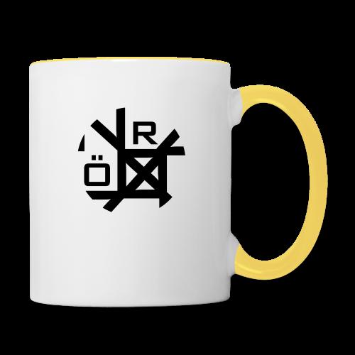 Nörthstat Group™ TecH   iCon - WHT.Knapsack - Contrasting Mug