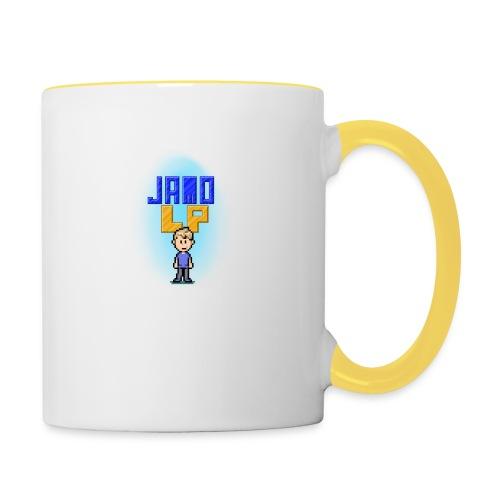Pixel Jamo - Tofarvet krus