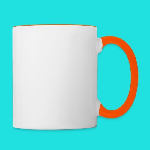 LKW-Fahrer - Tasse zweifarbig