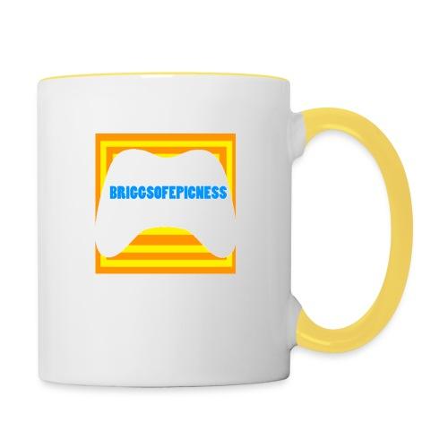 none - Contrasting Mug