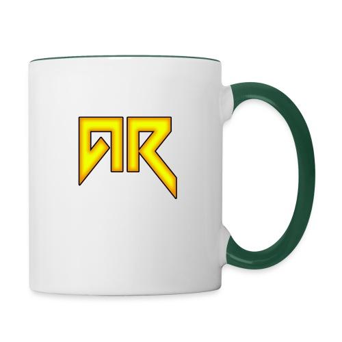 logo_trans_copy - Contrasting Mug