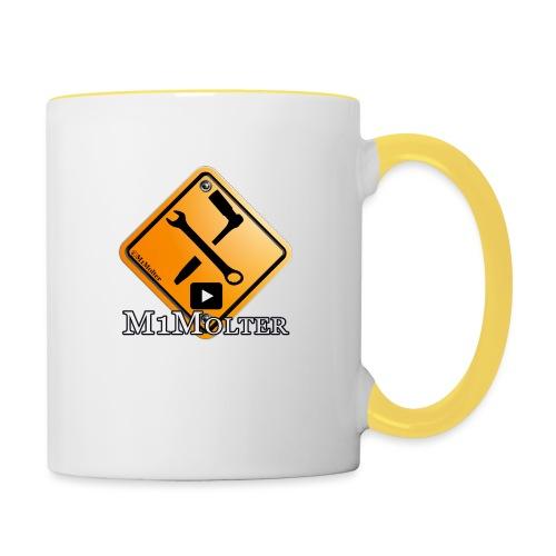M1Molter - Tasse zweifarbig