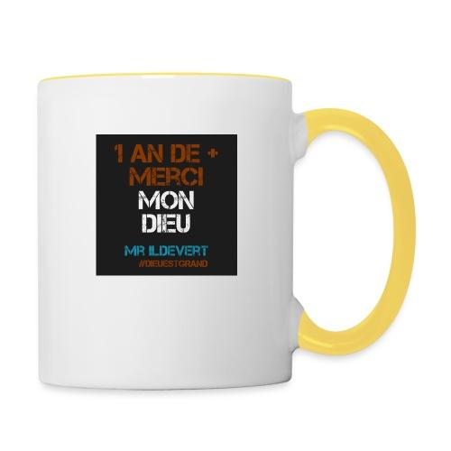 MMD - Mug contrasté