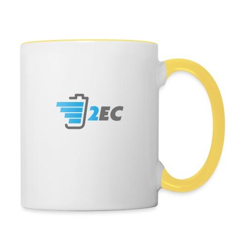 2EC Kollektion 2016 - Tasse zweifarbig