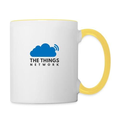 The Things Network - Mok tweekleurig