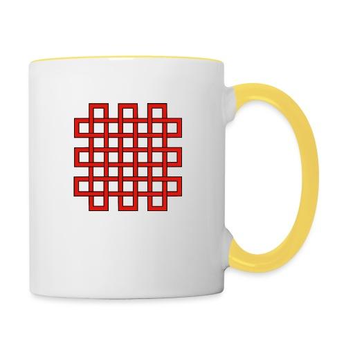 Celtic Knot - Contrasting Mug