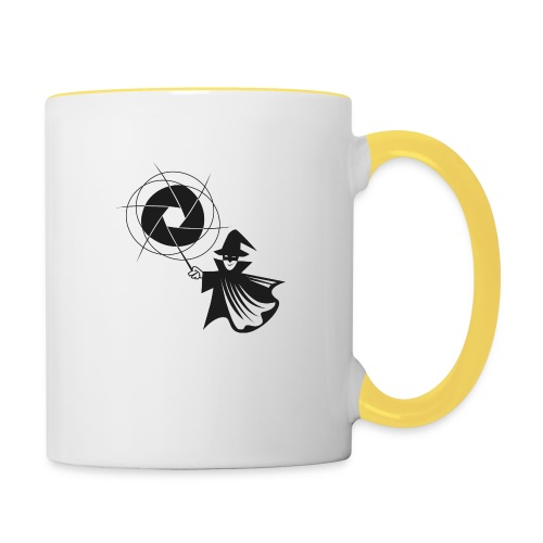 Magistus Button small - Tasse zweifarbig