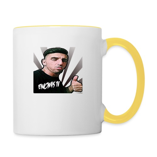 Enomis t-shirt project - Contrasting Mug