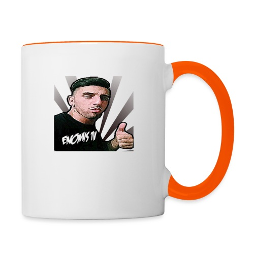 Enomis t-shirt project - Contrasting Mug