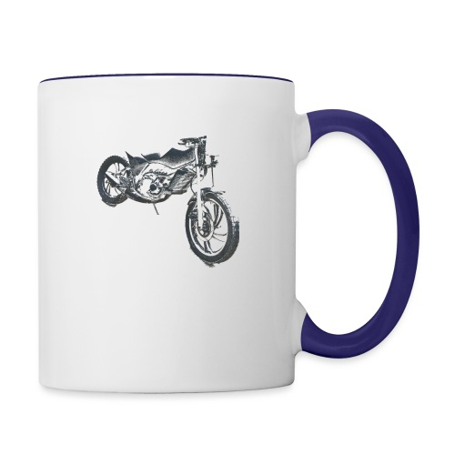 bike (Vio) - Contrasting Mug