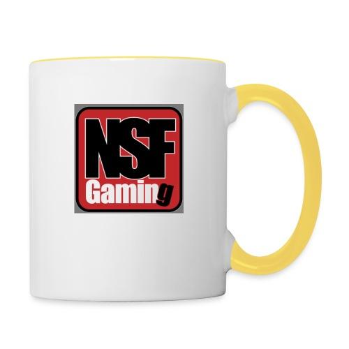 NSFGaming - Tvåfärgad mugg