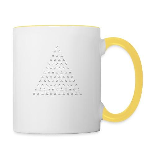 www - Contrasting Mug
