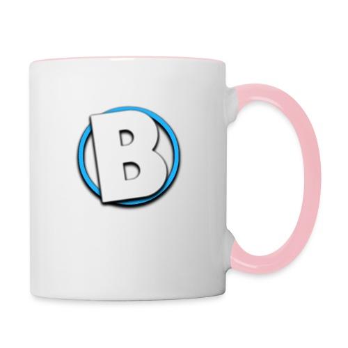 Bumble Logo - Contrasting Mug
