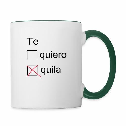 tequila - Mug contrasté