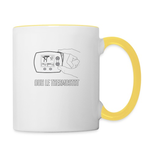 PCLP2 - Mug contrasté