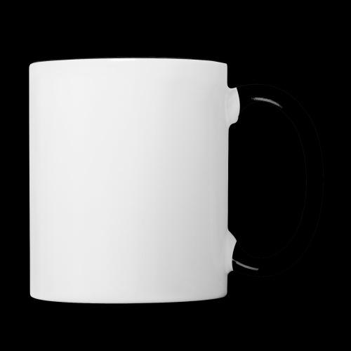Dark-Code Gothic Logo - Mug contrasté