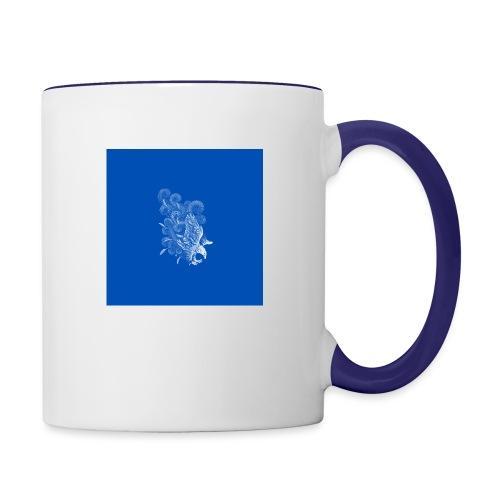 Windy Wings Blue - Contrasting Mug