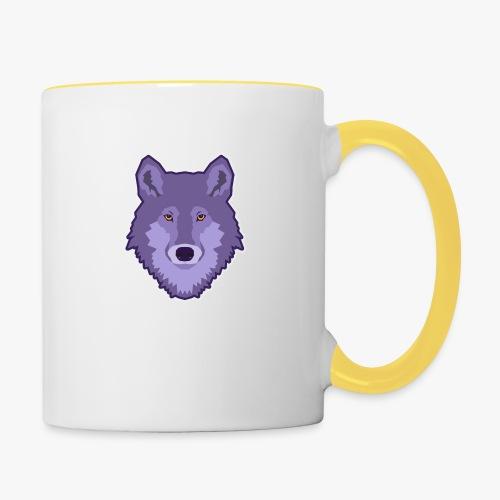 Spirit Wolf - Tofarvet krus
