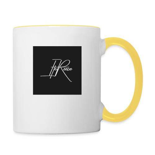 ItzReece Merch - Contrasting Mug