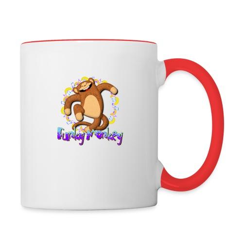 Funky Monkey - Tazze bicolor