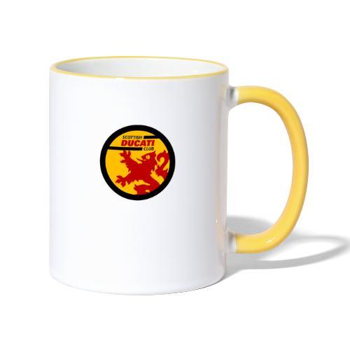 GIF logo - Contrasting Mug
