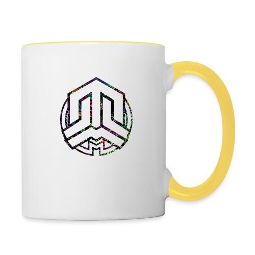Cookie logo colors - Contrasting Mug