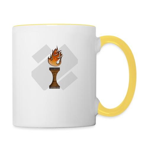 La Flamme de La Ilteam ! - Mug contrasté