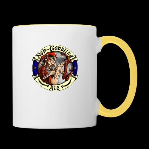 Goblin Ale T-Shirt - Contrasting Mug