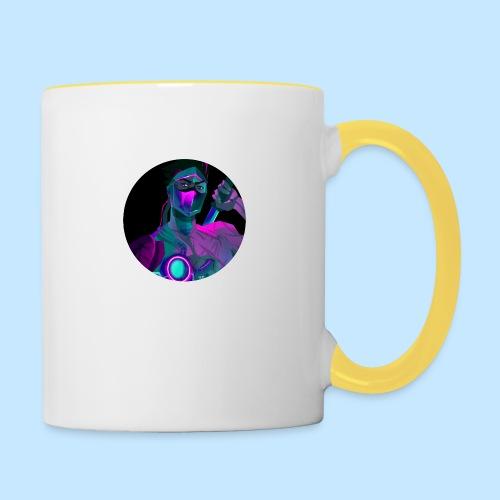 Neon Genji - Contrasting Mug