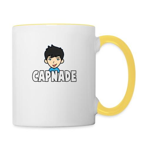 Basic Capnade's Products - Contrasting Mug