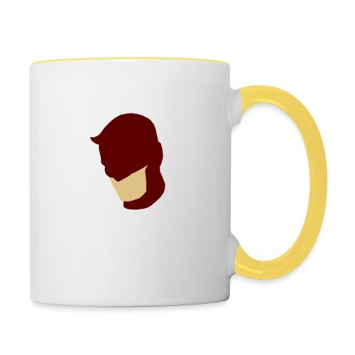 Daredevil Simplistic - Contrasting Mug
