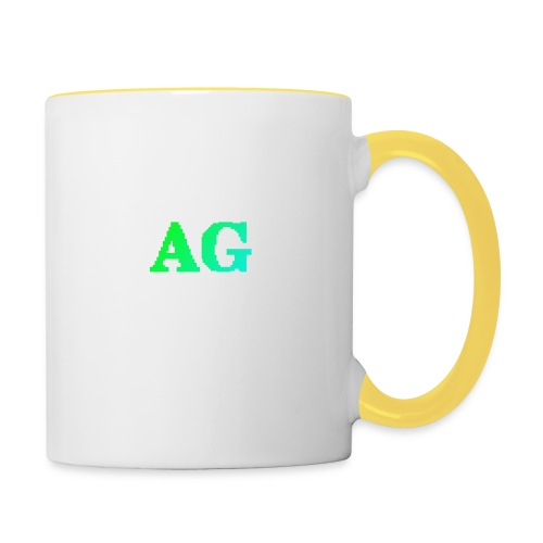 ATG Games logo - Kaksivärinen muki