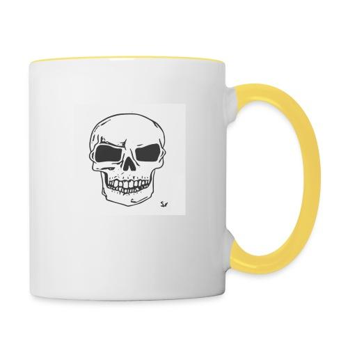 Skull Magic - Contrasting Mug