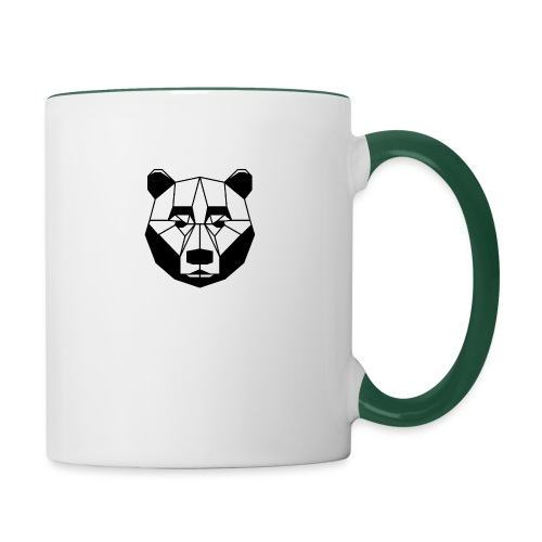 ours - Mug contrasté