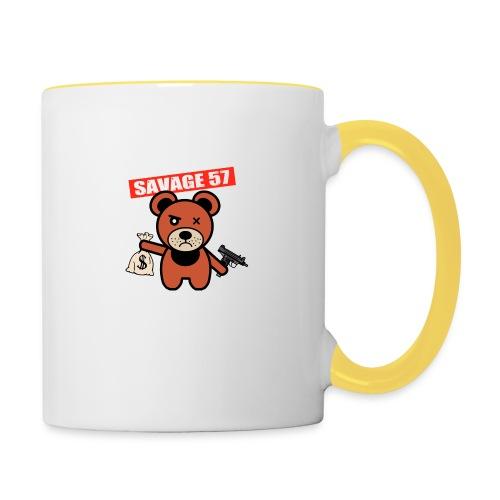 Savage 57 - Mug contrasté