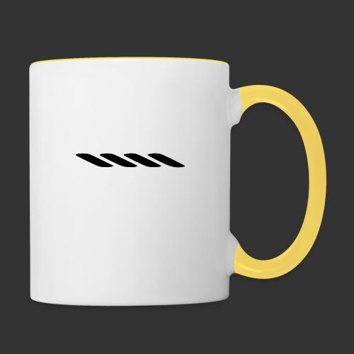 Rope With Bite Logo - Contrasting Mug